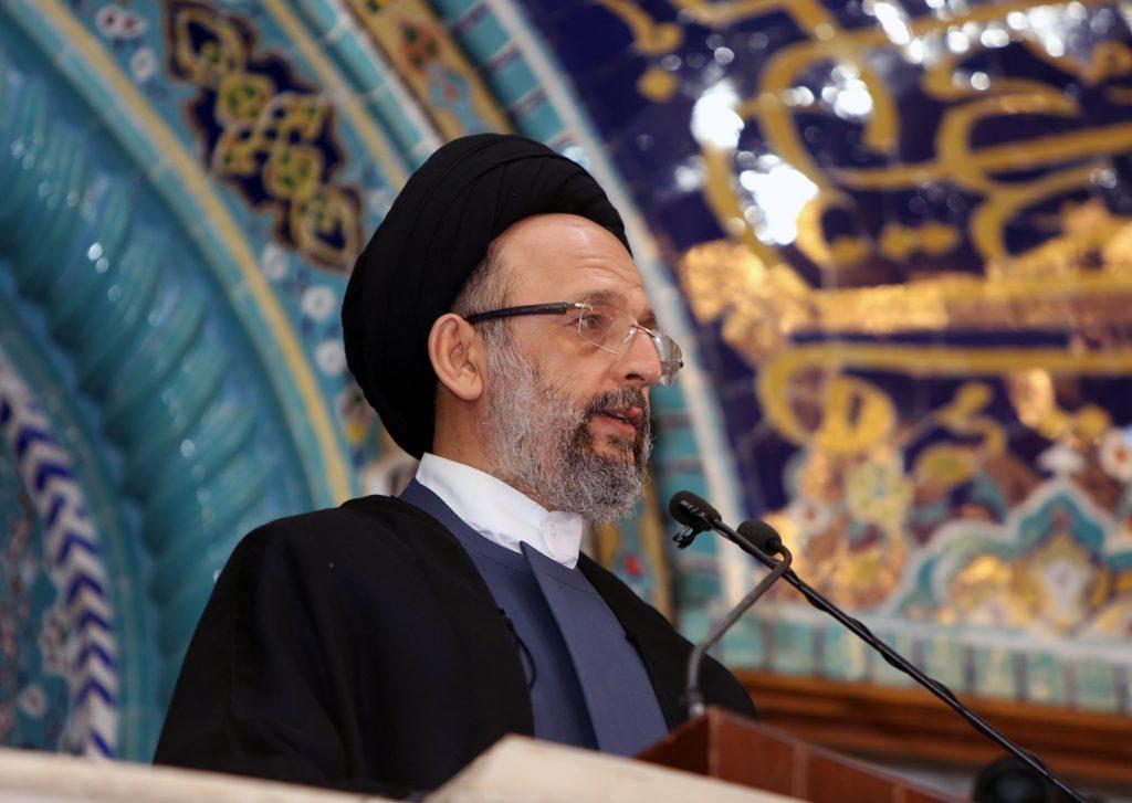 العلامة السيد علي فضل الله Sayyed Ali fadlullah